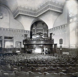 Central Baptist Old Sanctuary
